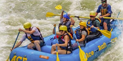 Whitewater Rafting Adventure - Lower New River Gorge