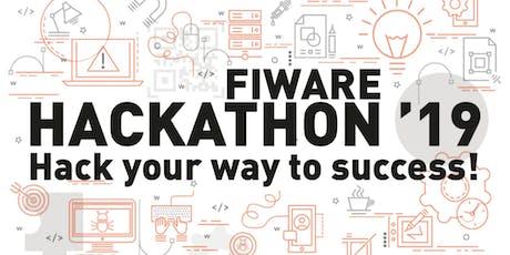 FIWARE Hackathon Virtual Training Session tickets