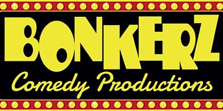 Bonkerz Comedy Nights - Oviedo (Sep, Nov, Dec 2019) tickets