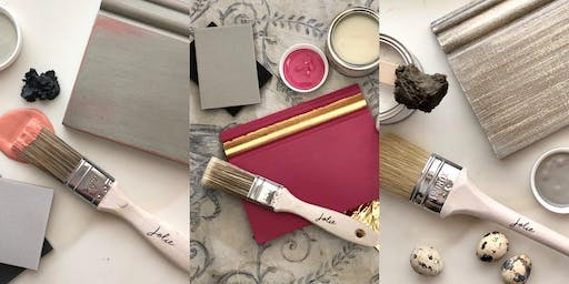 painting essentials {with jolie paint}