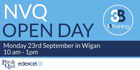 NVQ Open Day tickets