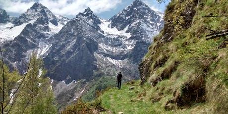 Valli di Lanzo - Percorsi Green. Itinerario 2. Valle di Viù biglietti