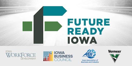 Future Ready Iowa Employer Summit - Pella