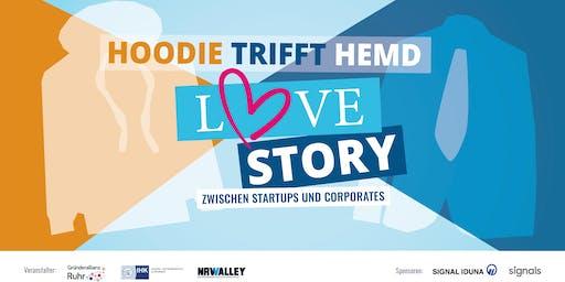 Hoodie trifft Hemd - Lovestory zwischen Startups und Corporates