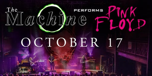An Evening with The Machine performs Pink Floyd