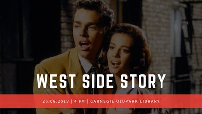 West Side Story -  Cinema Day 2019 - Free Screening tickets