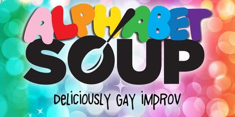Alphabet Soup - Charlotte's first and only LGBTQIA improv team! tickets