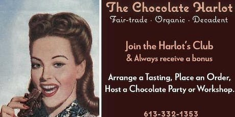 Eat Chocolate for Breakfast tickets