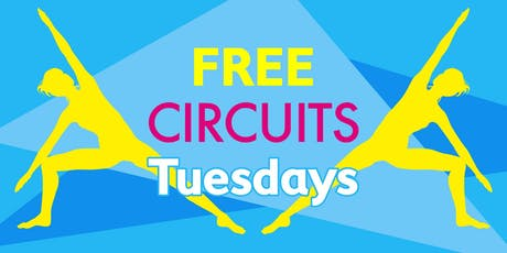 Circuits - Get Active Summer Programme at CR7 Square, Thornton Heath tickets