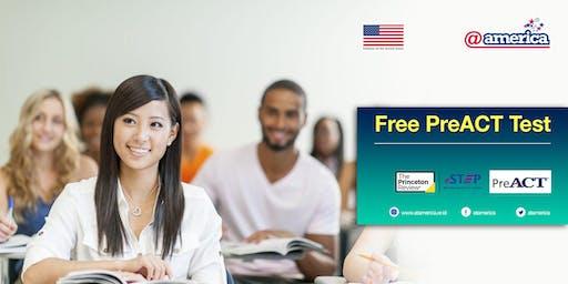 Free PreACT Test