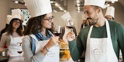 KOCHKURS FÜR PAARE   Vorspeise, Vorspeise und Dessert