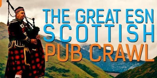 The Great Scottish Pub Crawl (in association with ESN)