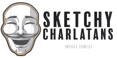 Sketchy Charlatans Improv Comedy