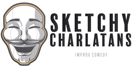 Sketchy Charlatans Improv Comedy tickets