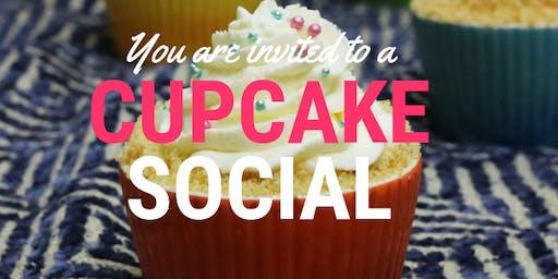 Cupcake Social @Girls U Hartsville