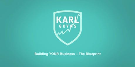 Building Your Business - The Blueprint - Sept 2019 tickets