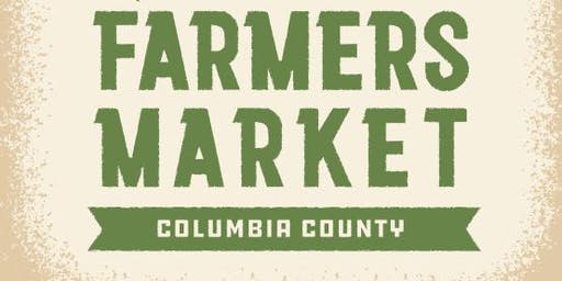 Columbia County Farmers Market - FREE EVENT
