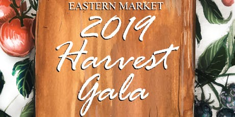 Harvest Gala 2019 tickets