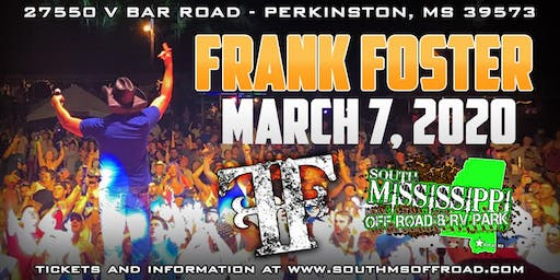 Boggin in the South with Frank Foster