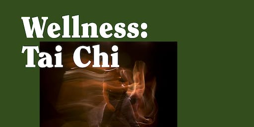 Wellness: Tai Chi & Spine Health with Bobby Garcia