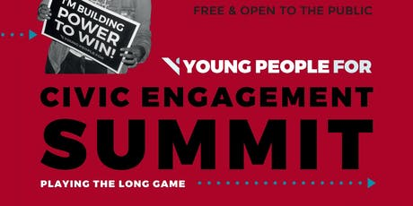 YP4 2019 Civic Engagement Summit [Free & Open to the Public] tickets