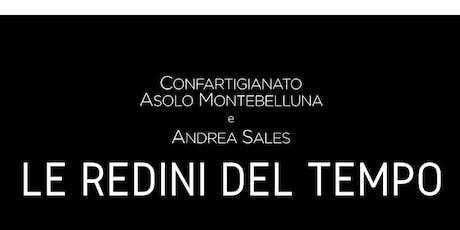 LE REDINI DEL TEMPO con Andrea Sales biglietti