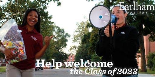 New Student Orientation Volunteer