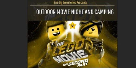 Movie Night and Camping  tickets