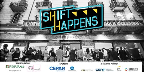 FDO - For Disruptors Only presenta: Shi(f)t Happens (nr. 3) tickets