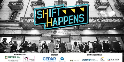 FDO - For Disruptors Only presenta: Shi(f)t Happens (nr. 3)