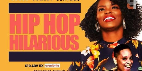 Hip Hop Hilarious Comedy Show  tickets