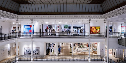 Visite Art contemporain de la Collection Le Bon Marché Rive Gauche