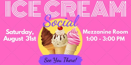 ONH Ice Cream Social tickets