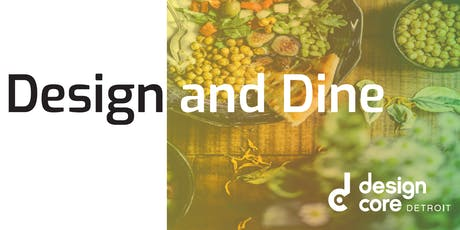 Design and Dine: The Importance of Branding tickets