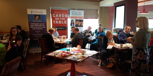 4N Abergavenny - Business Networking Breakfast, Monday 9th September 2019