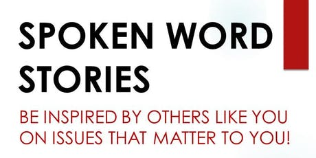 Spoken Word Stories tickets