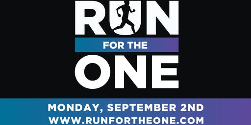 Run for the One: A 5K Run/Walk for Addiction Recovery