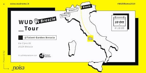 WUD Tour Brescia