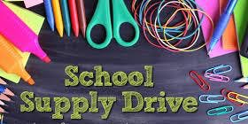 "Back-to-School ""Supply Give Away"""