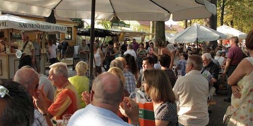 32. Wein- und Winzerfest Lichtenrade vom 6. - 8. September 2019