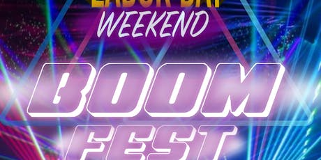 385 Boys X CZR Presents: BOOM FEST tickets