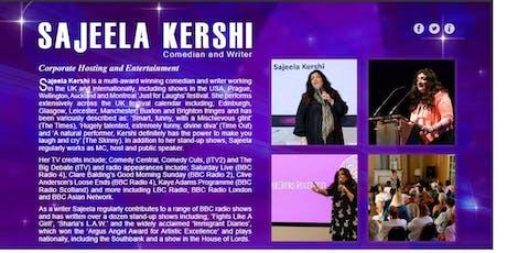 'Owning Your Own Narrative' - Sajeela Kershi tickets