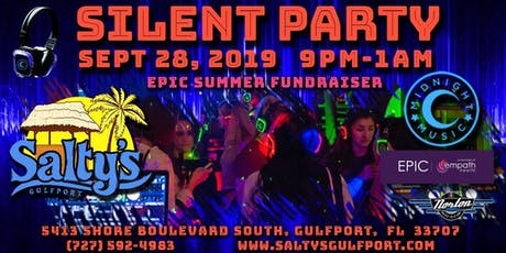 EPIC Summer Fundraiser Silent Party tickets