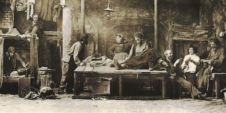 Professor Paul Fryer: Viktor Simov – Stanislavsky's designer tickets