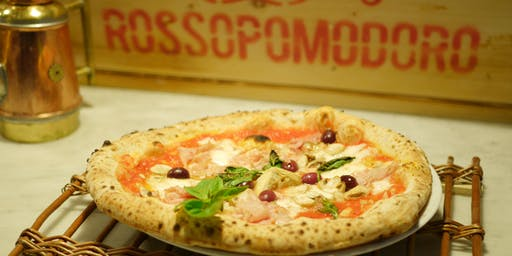 SONNTAGSPIZZA AUS DEM STEINOFEN mit Pizzaiolo Ciro Pollio (English)