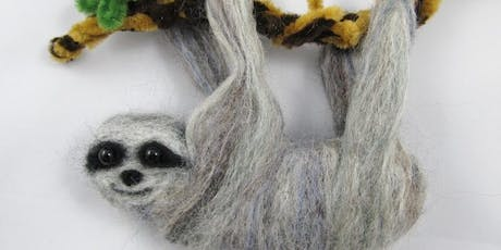Community Learning - Felting for Beginners - Arnold Library tickets