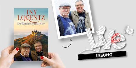 LESUNG: Iny Lorentz Tickets