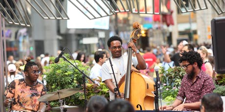 Jazz in Times Square: September tickets