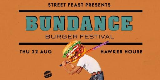Bundance Burger Festival