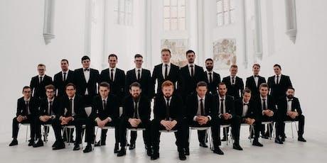 Sonat Vox Men's Choir - Durham Cathedral tickets